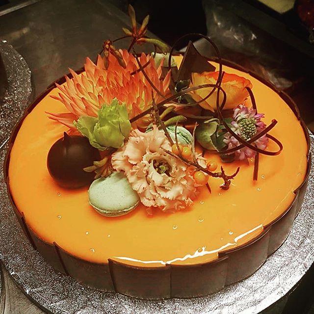 cake from @sverresaetre