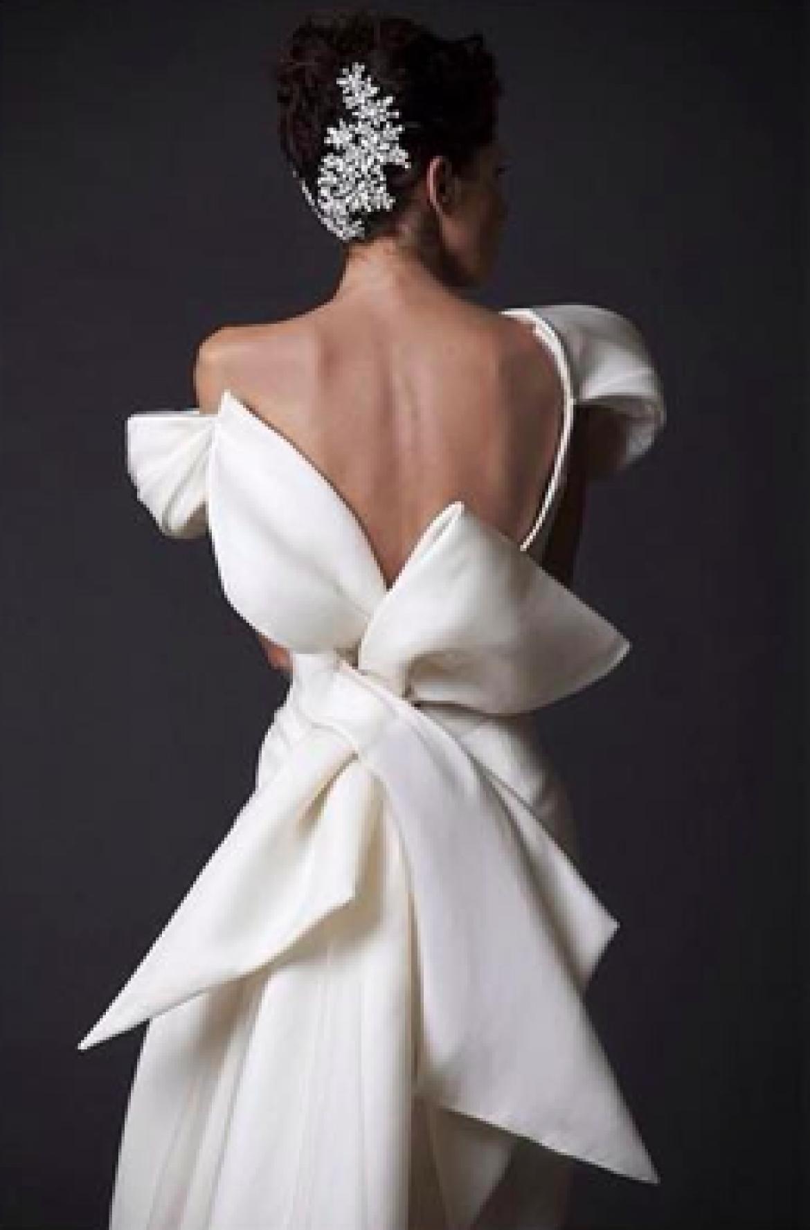 Haute Couture brudekjoleinspirasjon