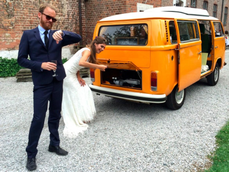 Bryllupsbiler i Norge